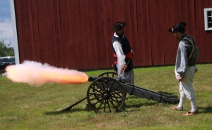 Side Cannon Blast